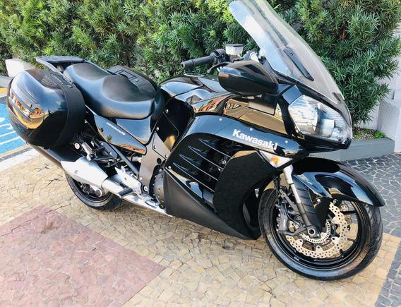 Kawasaki Concurs 14