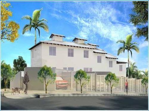 Imagem 1 de 4 de Casa À Venda, 2 Quartos, 1 Vaga, Jaqueline - Belo Horizonte/mg - 58