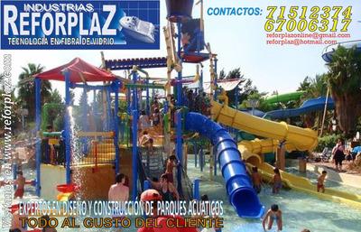 Parques Infantiles Y Toboganes Al Gusto Del Cliente