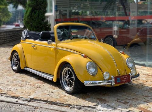Volkswagen Fusca Conversivel - 1961