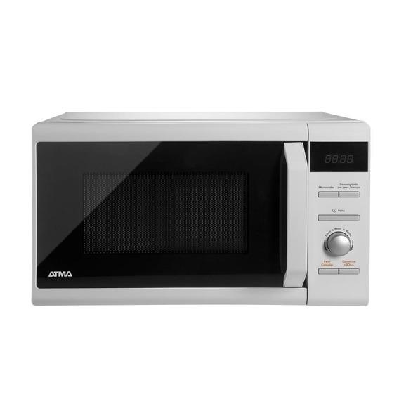 Horno Microondas Easy Cook Atma Md1720n Digital 20 L 700 W
