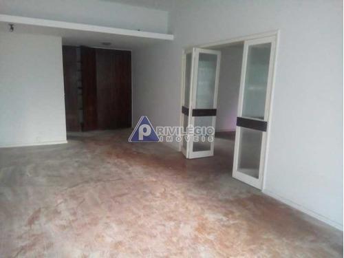 Imagem 1 de 28 de Apartamento À Venda, 3 Quartos, 1 Vaga, Copacabana - Rio De Janeiro/rj - 3834