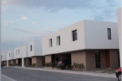 Casa Amueblada En Condominio Horizontal, Seguridad Absoluta