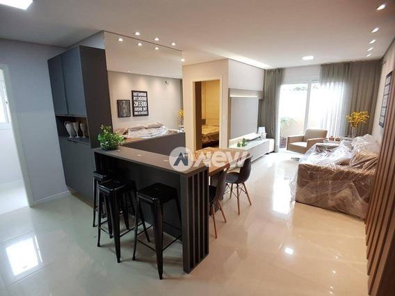 Apartamento À Venda, 69 M² Por R$ 481.000,00 - Rio Branco - Novo Hamburgo/rs - Ap2407
