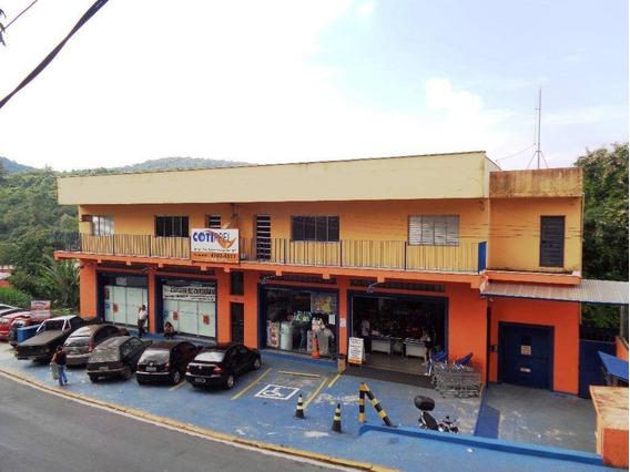 Sala Comercial Para Locação, Centro (cotia), Cotia. - Sa0001