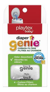 Diaper Genie Playtex Recambio De Filtro De Carbono Bandeja P