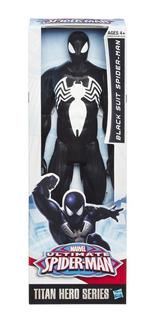 Hombre Araña Negro / Spiderman Venom 30 Cm - Hasbro