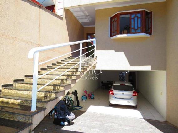 Sobrado Alto Padrão De 198m² 4 Dormitórios, Jd Santa Mena