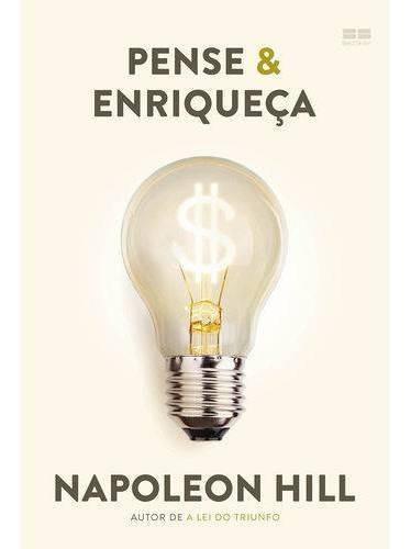 Livro - Pense & Enriqueça - Lacrado E Envio Imediato