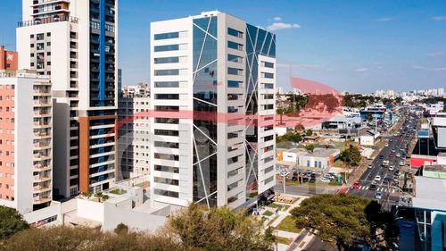 Imagem 1 de 17 de Barigui Business Center, Lajes Comercial, 2 Vagas De Garagem, Campina Do Siqueira, Curitiba, Paraná - Sa00097 - 33590770