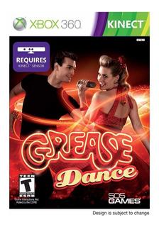 Kinect Grease Dance Xbox 360