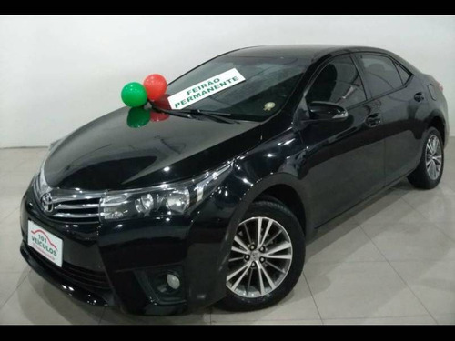 Imagem 1 de 13 de  Toyota Corolla Sedan 2.0 Dual Vvt-i Flex Xei Multi-drive S