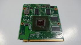 Placa De Video Asus Notebook Nvidia Geforce 9600m Gs 1gb