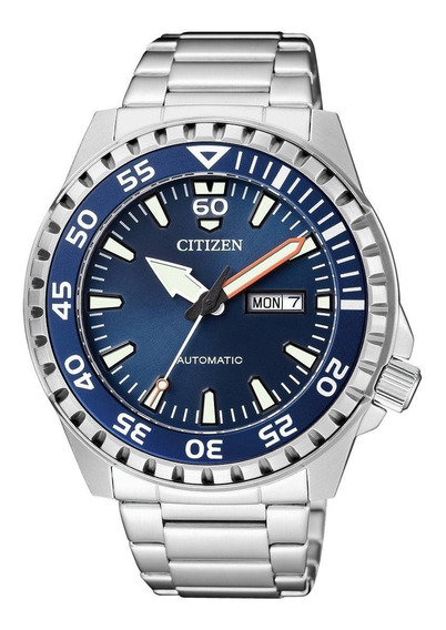 Relógio Citizen Marine Sport Automático Nh8389-88l Tz31203f