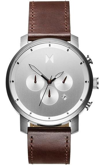 Reloj Mvmt Crono Cafe Hombre Mc01-sbrl
