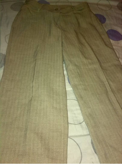 Pantalon De Vestir Dama Pat Primo