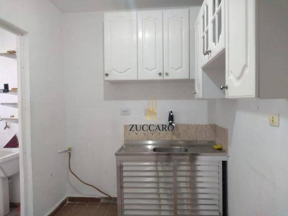 Apartamento Com 01 Dormitório E 01 Vaga Para Alugar, 50 M² Por R$ 1.100,00 Total/mês - Macedo - Guarulhos/sp - Ap13996