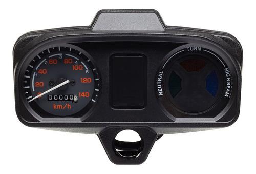 Imagem 1 de 7 de Painel Moto Cg 125 Fan 1994, 1995, 1996, 1997, 1998 E 1999
