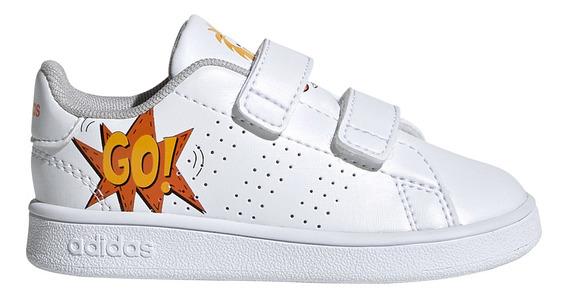 Zapatillas adidas Moda Advantage I Bebe Bl/bl