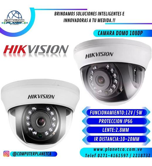 Camara Domo Hd Hikvision