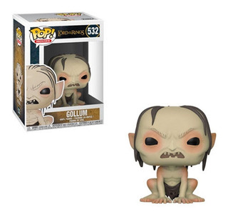 Funko Pop 532 Gollum The Lord Of The Rings Playking