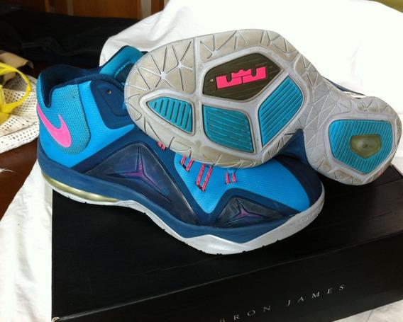 Tenis Nike Nº 42 - Ambassador Vii (usado) Com Caixa Original