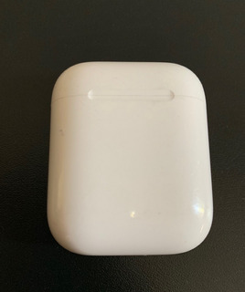 Fone De Ouvido Apple AirPods Intra-auricular Branco Mmef2be