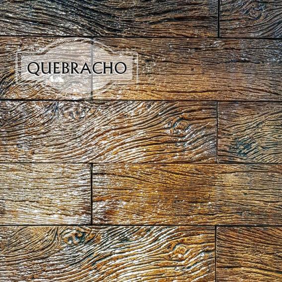 Revestimiento Símil Madera - Línea Wood Quebracho