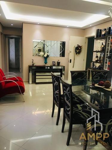 Imagem 1 de 15 de Apartamentos - Residencial - Condomínio Spazio Del Mare              - 856