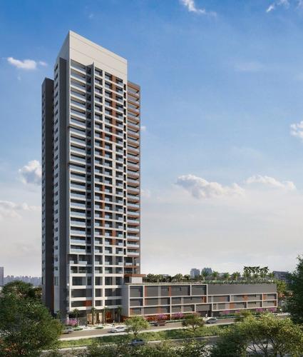Apartamento Residencial Para Venda, Campo Belo, São Paulo - Ap7249. - Ap7249-inc
