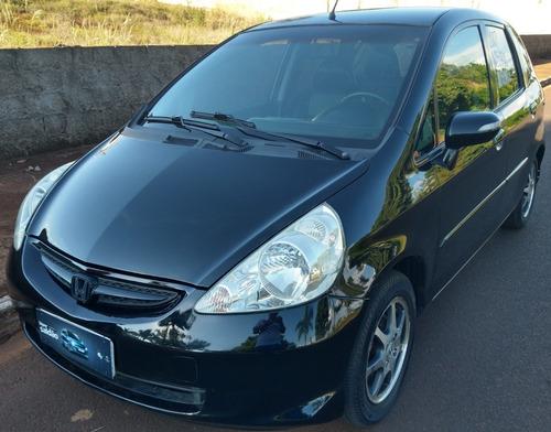 Honda Fit 2007 1.5 Ex 16v Gasolina 4p Automatico