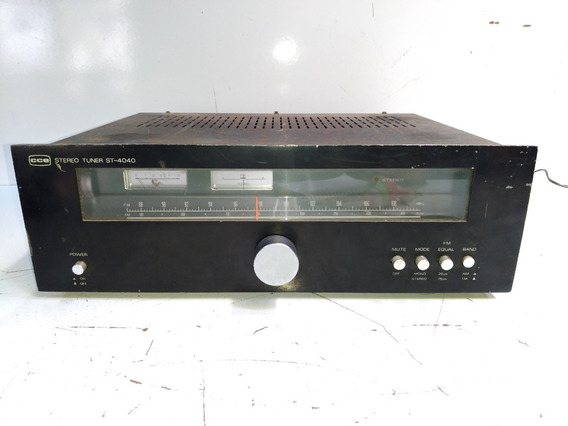 Tuner Cce Modelo: St-4040