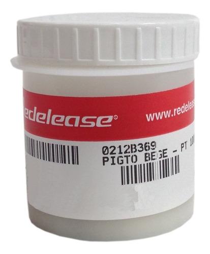 Pigmento Bege P Resinas Poliester Epoxi Artesanato E+ 100g