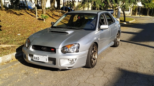 Subaru Impreza Wrx 2.0 16v Turbo 392whp Câmbio Manual 4x4
