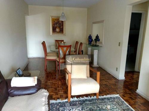 Imagem 1 de 15 de Apartamento Com 2 Dormitórios À Venda, 72 M² - Santa Paula - São Caetano Do Sul/sp - Ap0687
