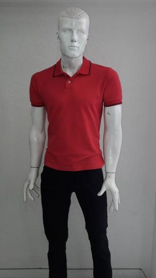 Playera Rojo Polo