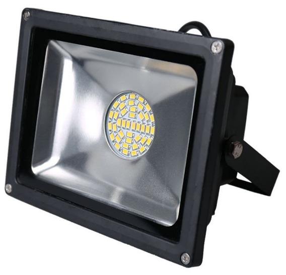 (10 Piezas) Reflector Led 30w Smd5730 Moderno Ahorrador Ip65