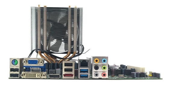 Kit Gamer Amd Phenom Ii X6 + Cooler Gamer + Placa Mãe Am3