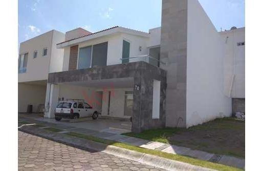 Casa En Renta, Parque Valle Real Lomas De Angelopolis, San Andrés Cholula