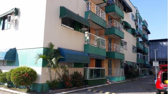 Apartamento Em Santa Cruz Da Serra, Duque De Caxias/rj De 60m² 2 Quartos À Venda Por R$ 160.000,00 - Ap271596