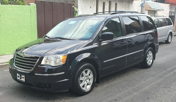 Town And Country De Lujo Full Equipo, Excelente