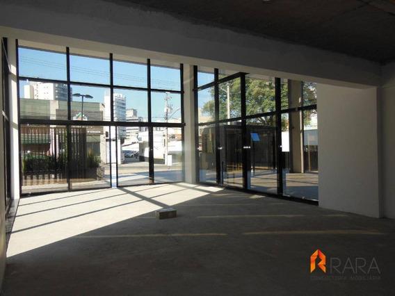 Loja Para Alugar, 154 M² Por R$ 6.930/mês - Centro - São Bernardo Do Campo/sp - Lo0025