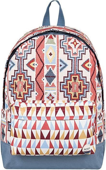 Mochila Roxy Be Young Colores