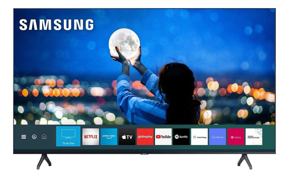 Smart TV Samsung Series 7 UN43TU7000GXZD LED 4K 43""
