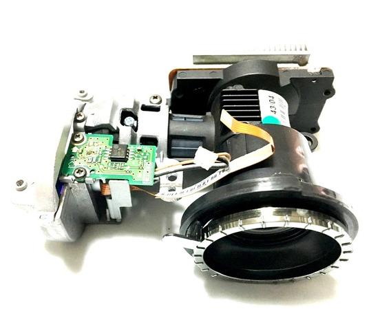 Bloco Optico Do Projetor Sharp Xr-1s Sem Chip Dmd - Ler