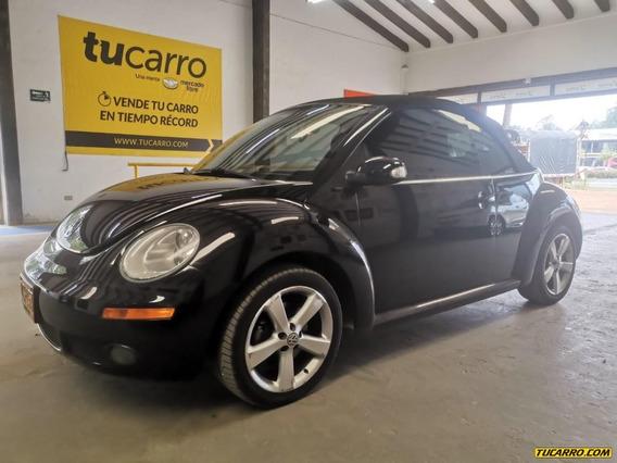Volkswagen New Beetle Cabriolet Sport
