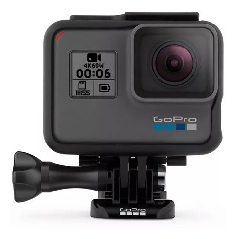 Go Pro Hero 6 Black Original + Cartão Sandisk 32gb