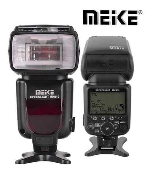 2 Flash Meike Mk-910 Igual Sb910 Sb900 Nikon