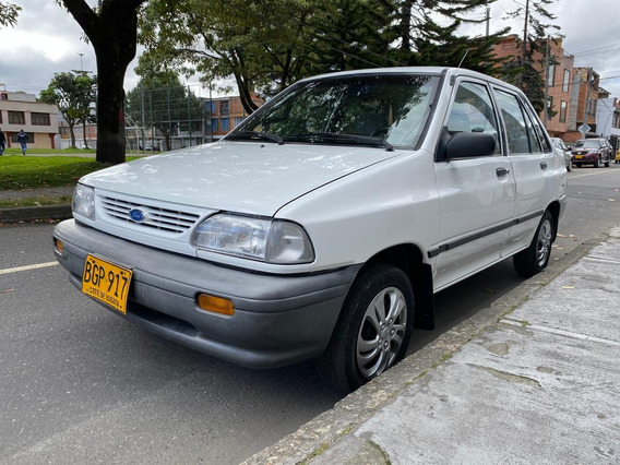 Ford Festiva Casual Mt 1400 M1996