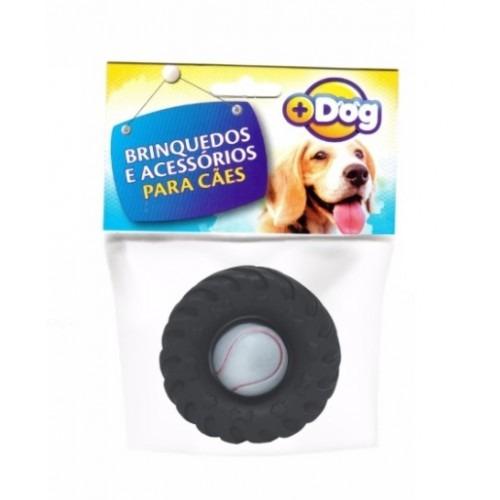 Brinquedo Vinil Pneu 9,5cm Mais Dog